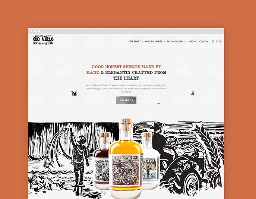 De Vine Wine & Spirits
