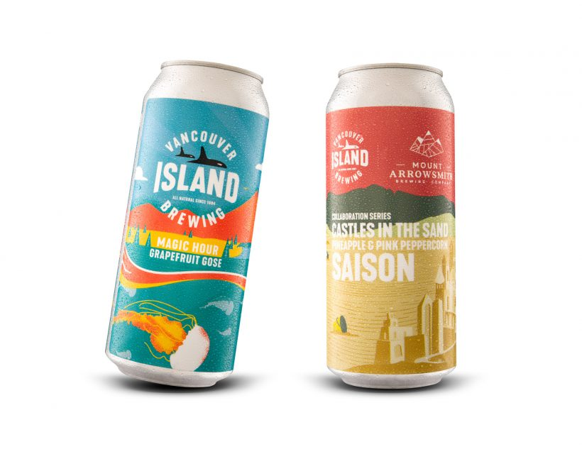 Vancouver Island Brewing: Print