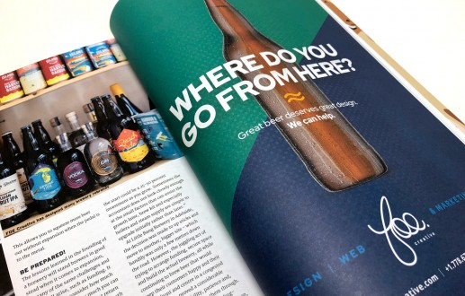 Beer & Brewer Editorial Contribution